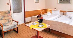Zweites Wohnbeispiel Hotel Krivan