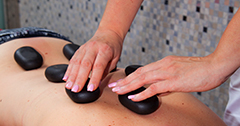 Hot-stone-Massage Hotel Krivan