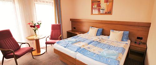 Wohnbeispiel der Komfort-Kategorie Hotel Palace 2
