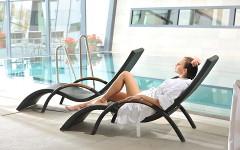 Relaxen am Bassin