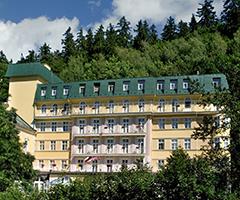 Spa-Hotel Vltava Marienbad