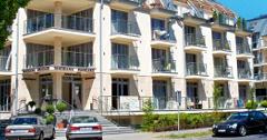 Hotel Park Avangard Swinemünde