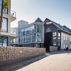 Hotel Max Einfahrt