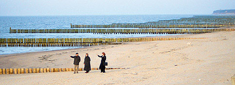 Ostseestrand Ustronie Morskie
