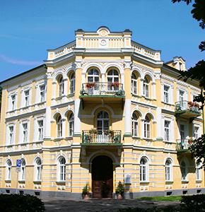 Hotel Metropol Franzensbad