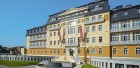 Spa-Kur-Hotel Harvey am Tage