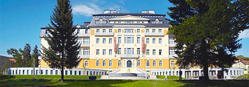 Hotel Harvey Franzensbad
