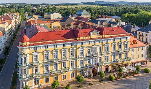 Hotel Savoy Františkovy Lázně