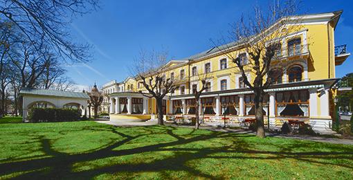 Hotel Belvedere Františkovy Lázně