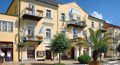 Hotel Goethe Františkovy Lázně