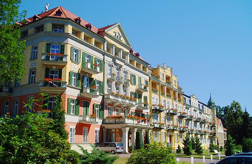 Hotel Pawlik Františkovy Lázně