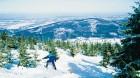 Winterlandschaft Isegebirge