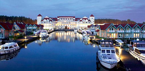 Hafenhotel Rheinsberger See