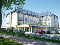 Jershöft Hotel Krol Plaza Außenaufnahme