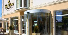 Hotel Król Plaza Eingang