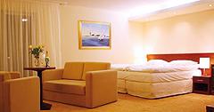 Zimmer im Wellness-Hotel Król Plaza Jaroslawiec