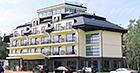 Außenansicht Hotel Ewerdin im neuen Kurviertel Swinemündes