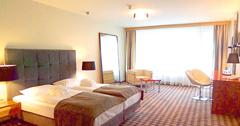 Blick ins Zimmer der Kategorie Standard, Kolberg Hotel Sand