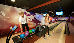 Bowlen im Hotel Interferie Medical Spa