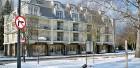Kurhaus Arstone Villa am Park im Winter