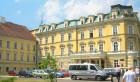 Eingang des Kurhotels Beethoven