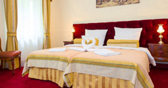 Zimmer im Hotel Altes Kurhaus von Bad Flinsberg