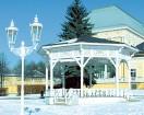 Winter-Impression von Franzensbad