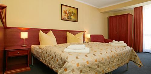 Doppelzimmer im Hotel Anna Lisa Swinemünde