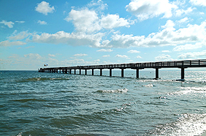 Seebrücke Ostseebad Boltenhagen