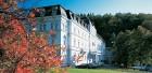 Herbstbild vom Zentralbad Marienbad