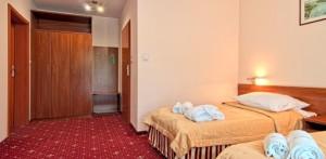 Doppelzimmer im Spa Baginsky & Chabinka Misdroy