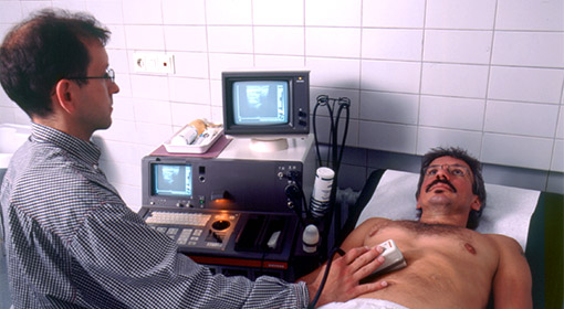 Ultraschall-Anwendung in Bad Wildungen