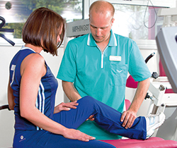 Physiotherapie im Hotel AquaVita Bad Wildungen