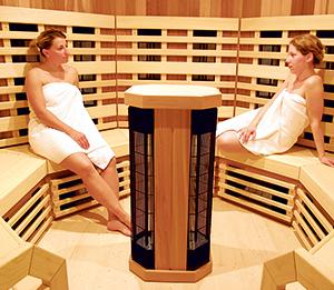 Infrarot-Sauna Danubius Health Spa Resort Piestany