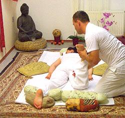 Thaimassage im Haus Masaryk Velichovky, nicht mehr im Angebot.