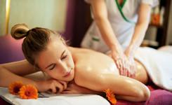 Massage im Hotel Baginscy Spa