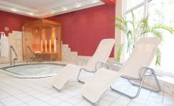 Relaxzone im Hotel Baginsy Spa