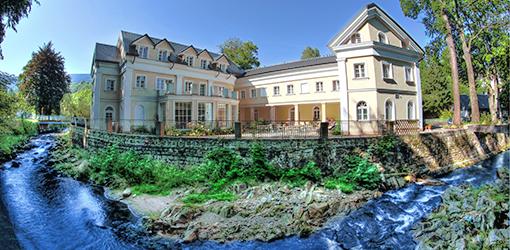 Altes Kurhaus Bad Flinsberg Swieradow-Zdrój