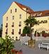 Teilansicht Spa-Hotel Centrum in Franzensbad