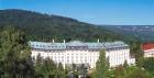 Radium Palace Berglandschaft