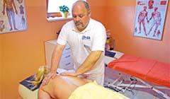 Massage Hotel Centrum Franzensbad