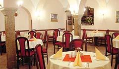 Restaurant im Hotel Centrum Franzensbad