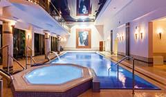 Schwimmbad Hotel Lambert Henkenhagen
