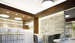 Bar im Hotel Admiral I