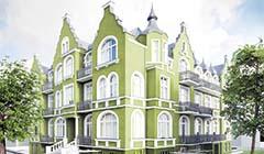 Hotel Admiral Swinemünde