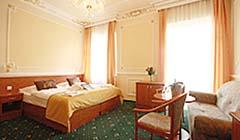 Doppelzimmer Hotel Bajkal Franzensbad