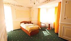 1-Bett-Zimmer Hotel Bajkal