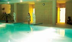 Schwimmbad Hotel Bajkal Franzensbad