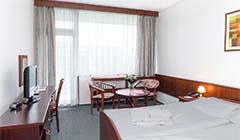 Zimmer im Spa-Hotel Splendid