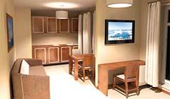 Inneneinrichtung Hotel MariSol Swinemünde